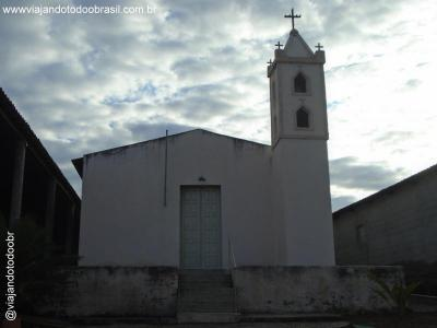 São João do Jaguaribe - Capela de Santo Expedito