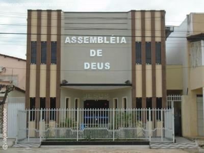 São João do Jaguaribe - Igreja Evangélica Assembleia de Deus