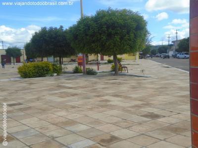 Salitre - Praça da Matriz