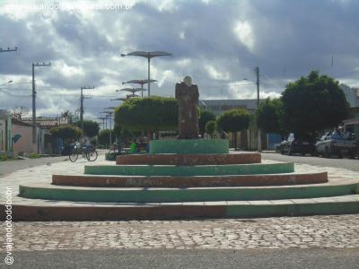 Salitre - Praça Frei Damião