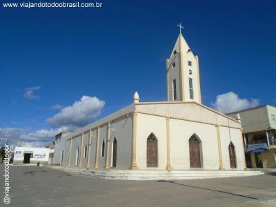 Salitre - Igreja Matriz de São Francisco de Assis