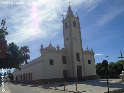 Umari - Igreja Matriz de São Gonçalo do Amarante