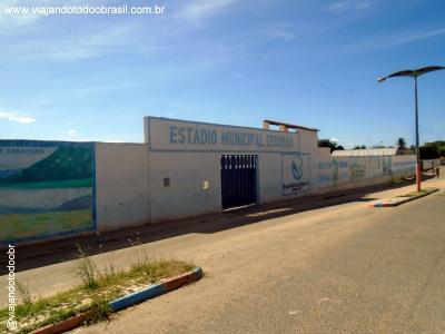 Umari - Estádio Municipal Izidoro Ferreira de Alencar