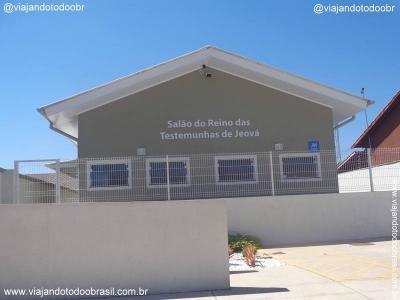 Abadia de Goiás - Salão do Reino das Testemunhas de Jeová