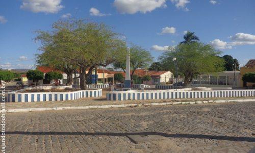Piancó - Praça Mário Leite