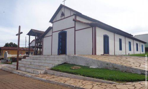 Pilar de Goiás - Igreja de Nossa Senhora do Pilar