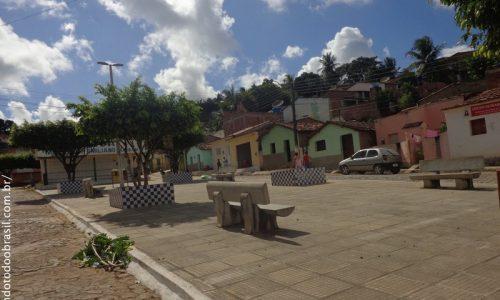 Pilõezinhos - Praça São Sebastião