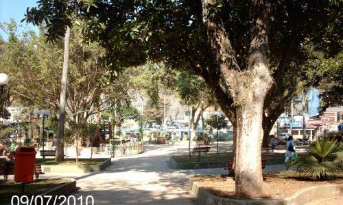 Piraí - Praça das Preguiças