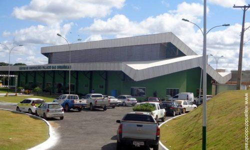 Piracanjuba - Centro de Convenções Palácio das Orquídeas