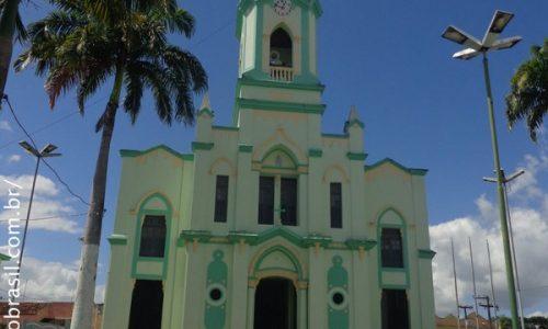Pirpirituba - Igreja Matriz Nossa Senhora do Rosário