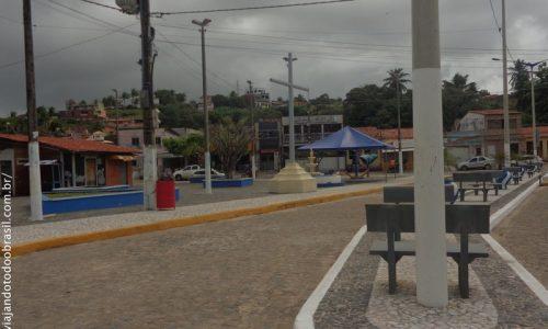 Pitimbu - Praça Senhor do Bonfim