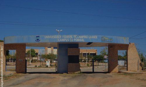 Pombal - Campus da Universidade Federal de Campina Grande