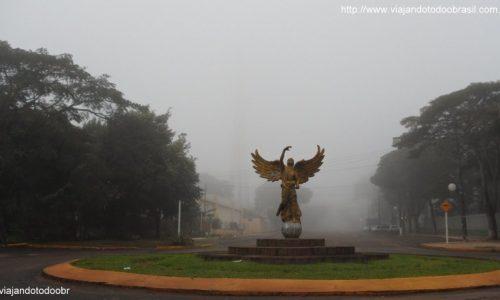 Ponta Porã - Rotatória do Anjo
