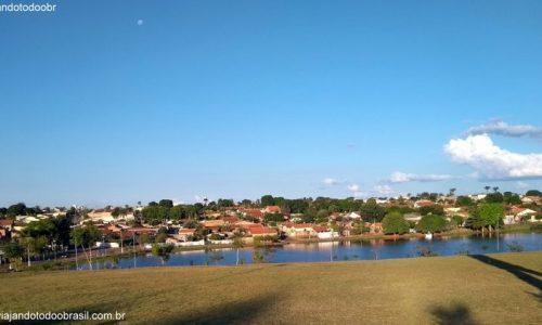 Pontalina - Parque Municipal Rodopiano Ramos das Neves