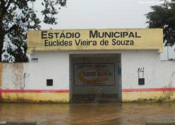 Ponto Belo - Estádio Municipal Euclides Vieira de Souza