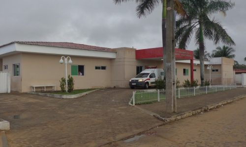 Poço Branco - Hospital Municipal Manoel Targino Sobrinho