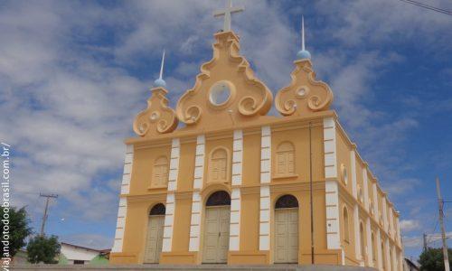 Poço Dantas - Igreja Matriz de São Sebastião