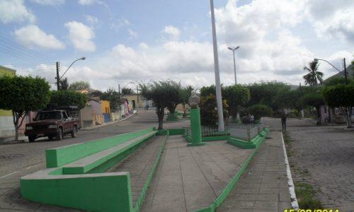 Poço das Trincheiras - Imagem em homenagem a Frei Damião