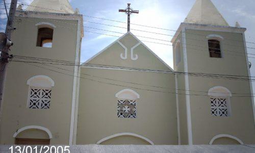 Poço Redondo - Igreja Matriz de Nossa Senhora da Conceição