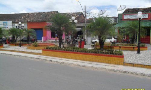Porto Calvo - Praça Apolinário Gusmão
