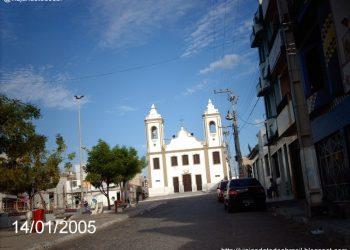 Porto da Folha - Igreja Matriz de Nossa Senhora da Conceição