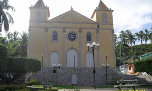 Porto de Pedras - Igreja de Nossa Senhora da Glória