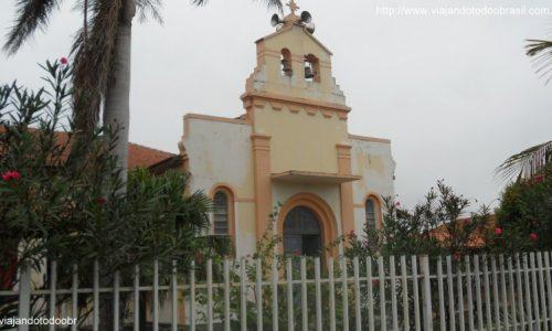 Porto Murtinho - Igreja do Sagrado Coração de Jesus