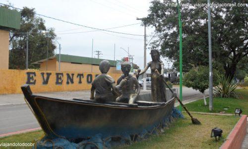 Porto Murtinho - Homenagem ao Chalaneiro