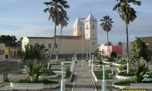 Porto Real do Colégio -  Praça Rosita Goes Monteiro