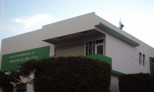 Prefeitura Municipal de Camocim de São Félix
