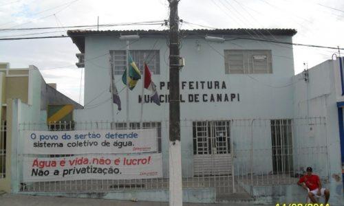 Prefeitura Municipal de Canapi