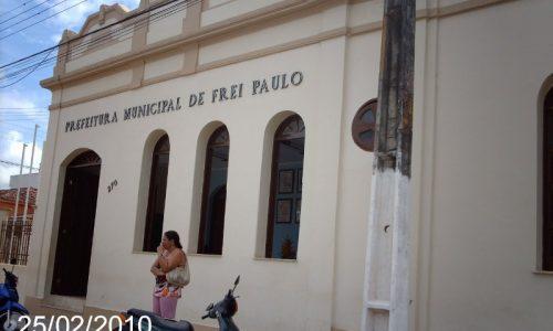 Prefeitura Municipal de Frei Paulo