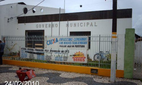 Prefeitura Municipal de Nossa Senhora das Dores