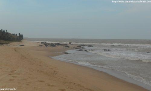 Presidente Kennedy - Praia de Marobá