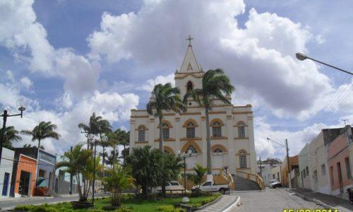 Quebrangulo - Igreja do Senhor Bom Jesus dos Pobres