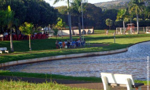 Quirinópolis - Lago do Sol Poente