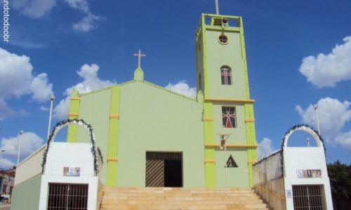 Quixaba - Igreja Matriz de São Sebastião