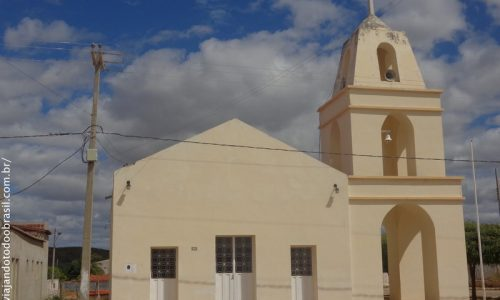 Quixabá - Igreja Matriz São Francisco