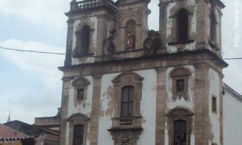 Recife - Igreja de São Pedro