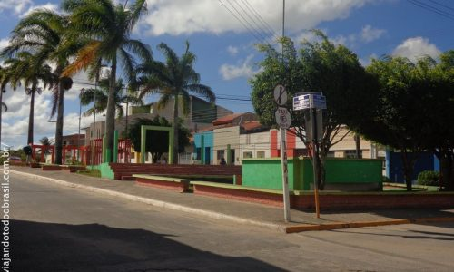 Remígio - Praça João Soares