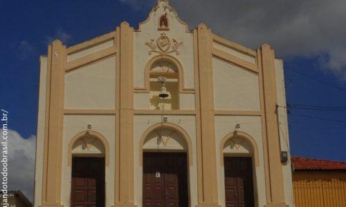 Riachão do Bacamarte - Igreja São Sebastião