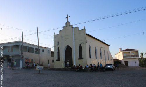 Riachão do Poço - Igreja Matriz Nossa Senhora da Fátima