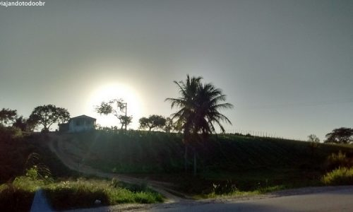Riachão do Poço - Pôr do Sol