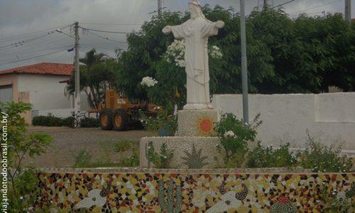 Riachão - Imagem em homenagem ao Cristo Redentor