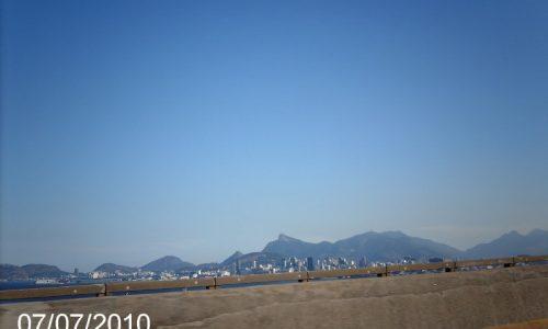 Rio de Janeiro - Vista da Ponte Rio Niterói