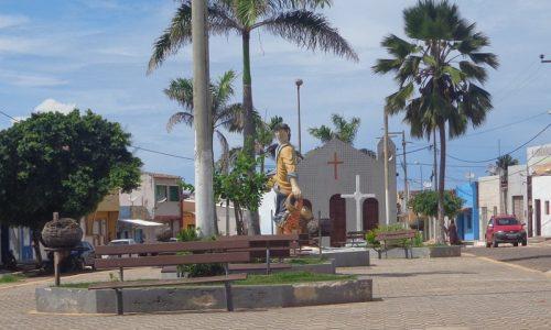 Rio do Fogo - Praça dos Pescadores