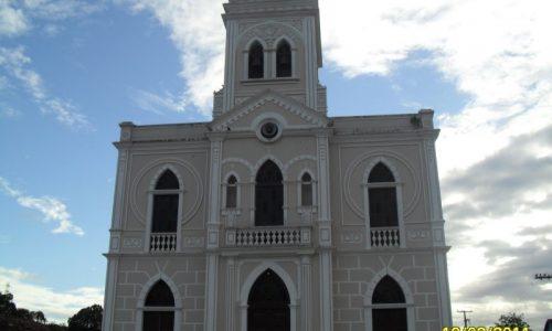 Rio Largo - Igreja Sagrado Coração de Jesus no povoado de Gustavo Paiva