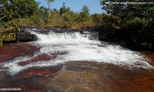 Rio Verde de Mato Grosso - Balneário Aqua Park