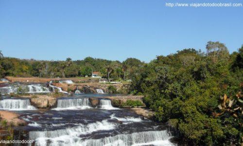 Rio Verde de Mato Grosso - Balneário Sete Quedas