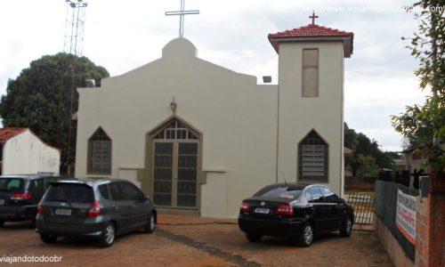 Rochedo - Igreja de São Sebastião